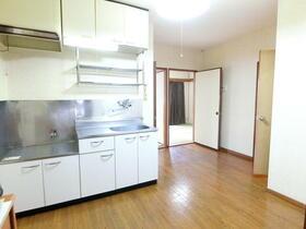 イナガキ第3ビル 301号室のキッチン