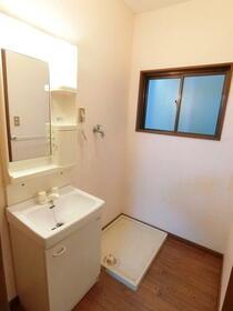 イナガキ第3ビル 301号室の洗面所