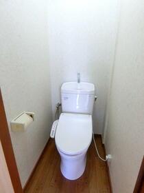 イナガキ第3ビル 301号室のトイレ
