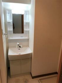 オークヒルズ壱番館 301号室の洗面所
