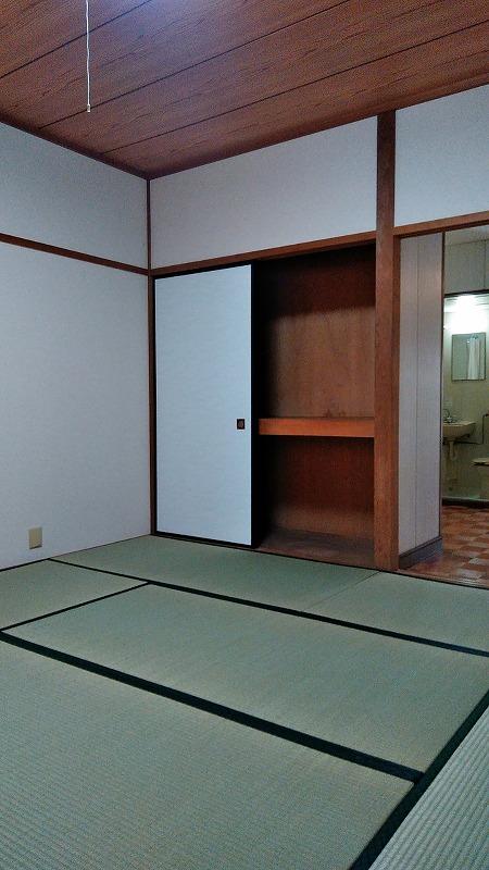 オガワハイツ 2号室の居室