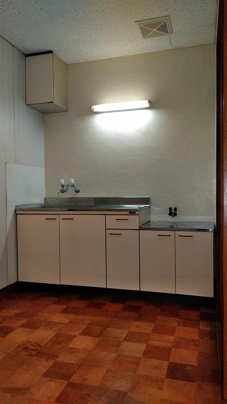 オガワハイツ 2号室のキッチン