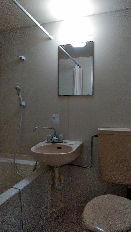 オガワハイツ 2号室の洗面所