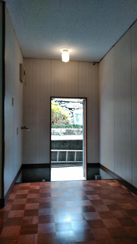 オガワハイツ 2号室の収納
