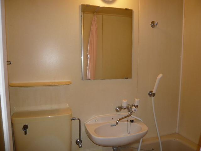 レパードマンション 102号室の風呂
