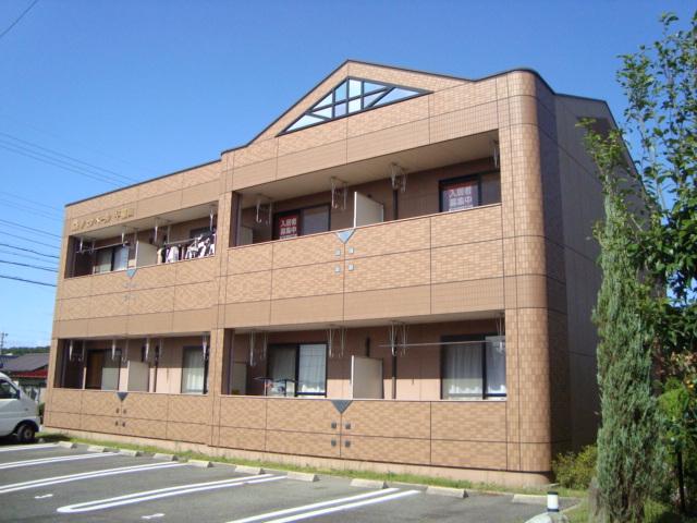 シャンベール早稲田外観写真