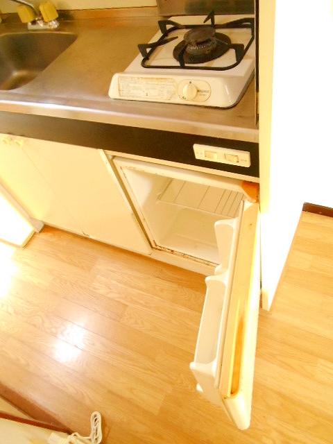 みやハイム大和 103号室のキッチン