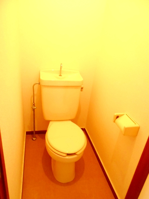 みやハイム大和 103号室のトイレ