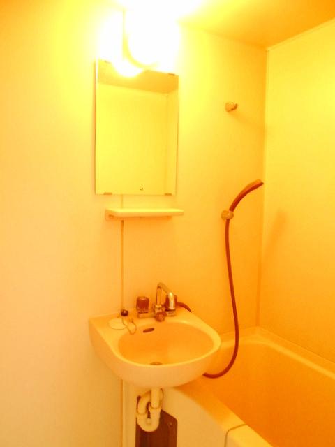 みやハイム大和 103号室の洗面所