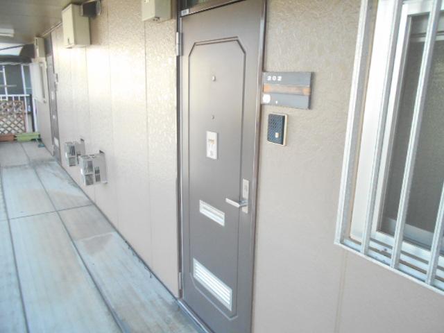 カーサヤマト 202号室のその他