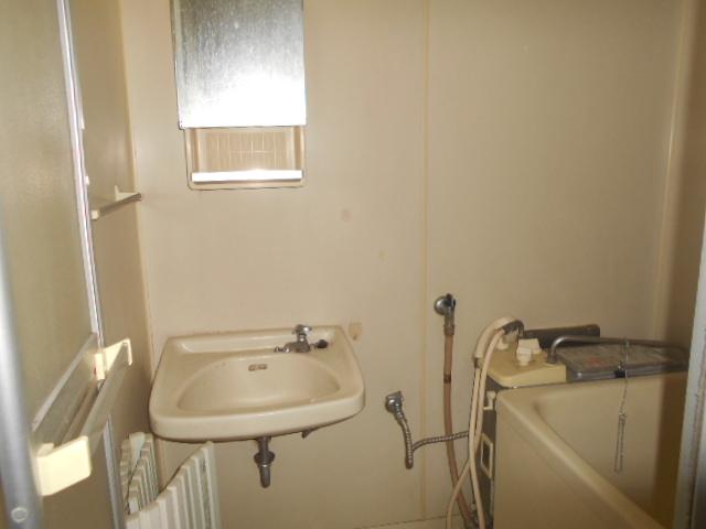 カーサヤマト 202号室の洗面所
