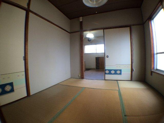 武田マンション 303号室のリビング