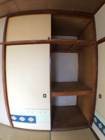 武田マンション 303号室の収納