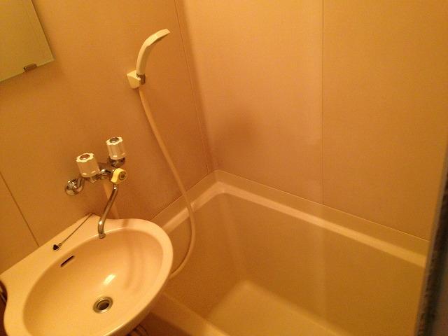 パーシモンハウス 302号室の風呂