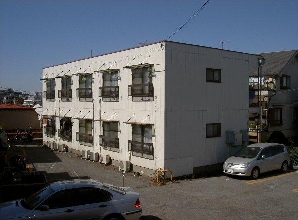 十条ベルクハイム 205号室の外観