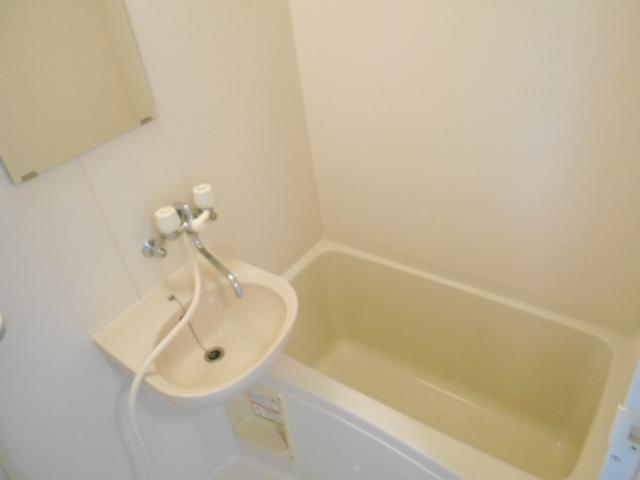 パークサイド見次 305号室の風呂