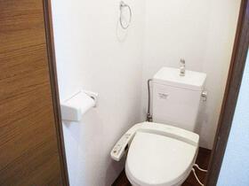 アーバンプレイス駒込ドゥエル 101号室のトイレ