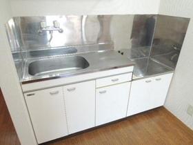 オオギマンション 102号室のキッチン