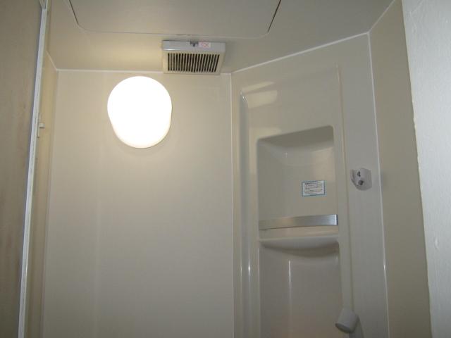 常葉ビル 201-2号室の風呂