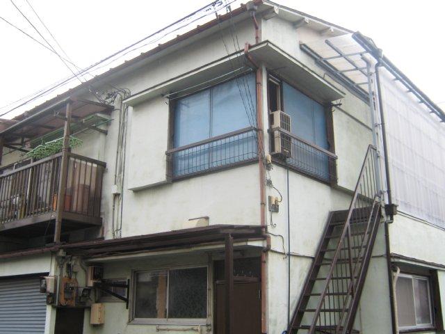 大島アパート 201号室の外観