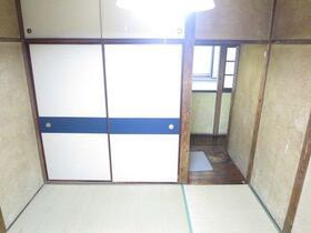 桐花ハイム 102号室の収納