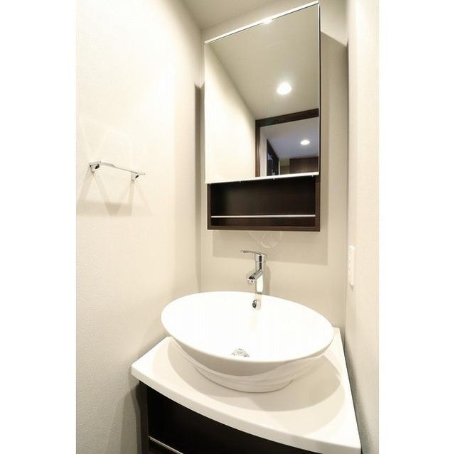 ROYGENT SUGAMO EAST 104号室の洗面所