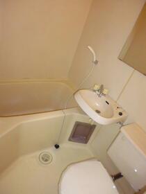 滝野川グリーンハイツ 202号室の風呂