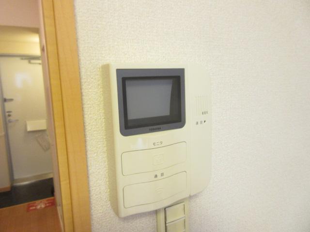 レオパレスウィズユー 104号室のセキュリティ