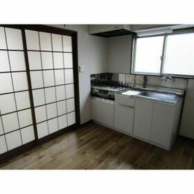 千原ビル 301号室のキッチン