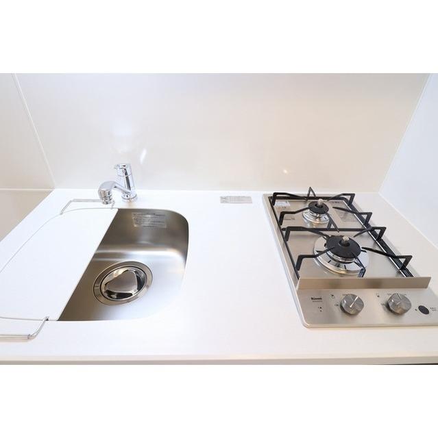 ジオエント巣鴨 0201号室のキッチン