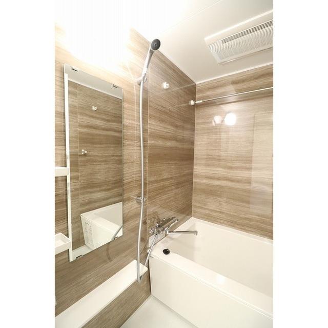 ジオエント巣鴨 0201号室の風呂