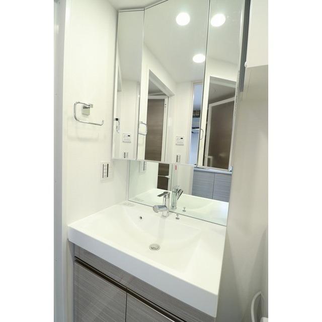ジオエント巣鴨 0404号室の洗面所