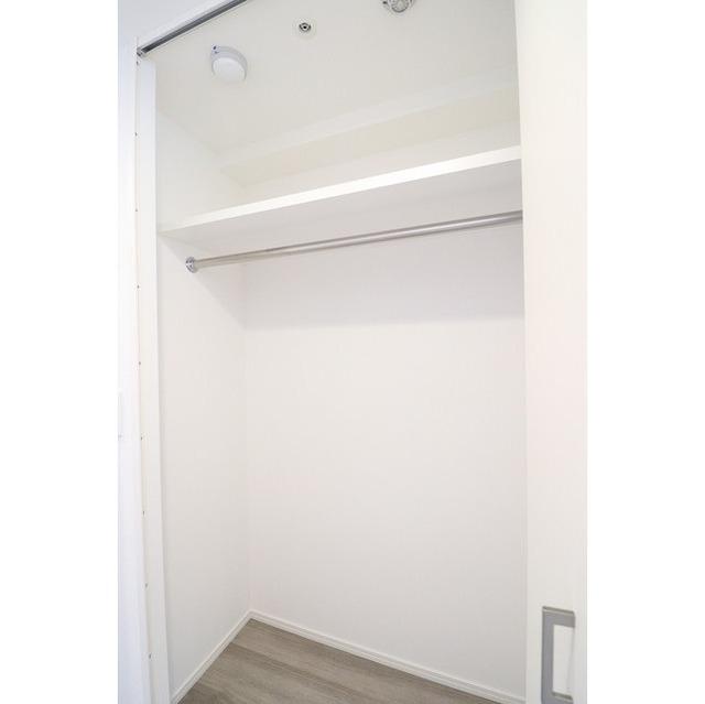 ジオエント巣鴨 0602号室の収納