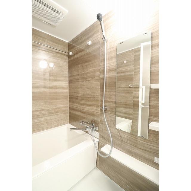 ジオエント巣鴨 1104号室の風呂