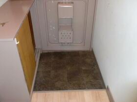 丸勝マンション 501号室の玄関