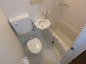 サンハイム 101号室の風呂
