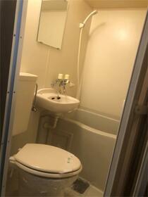 ブリス板橋 402号室の風呂