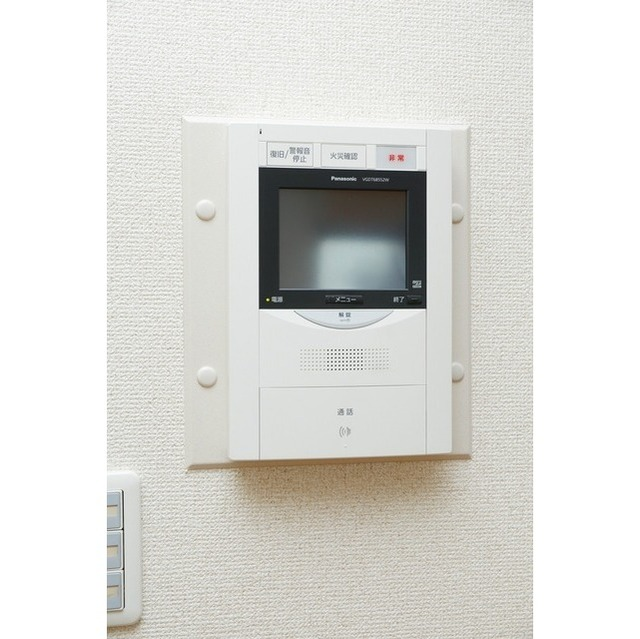 K's新中野 0301号室のセキュリティ