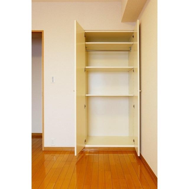 K's新中野 0301号室の収納