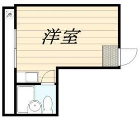 メゾン・ド・富士見町・0101号室の間取り