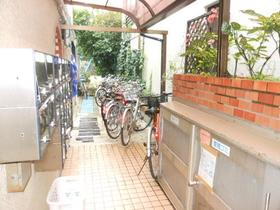メゾン・ド・富士見町 0101号室の玄関