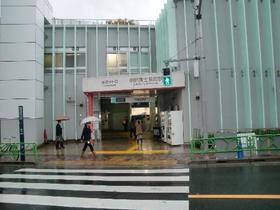 メゾン・ド・富士見町 0101号室のキッチン