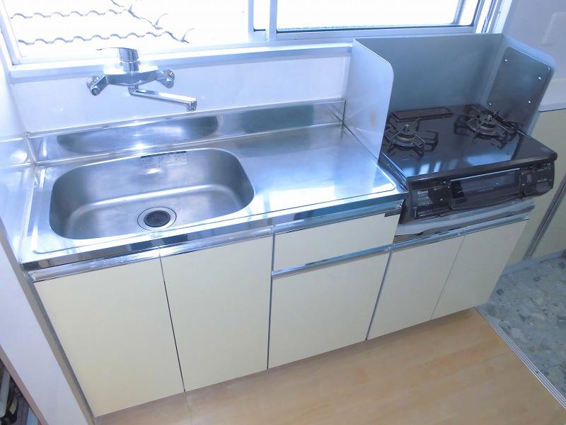 メゾンアミノ 303号室のキッチン