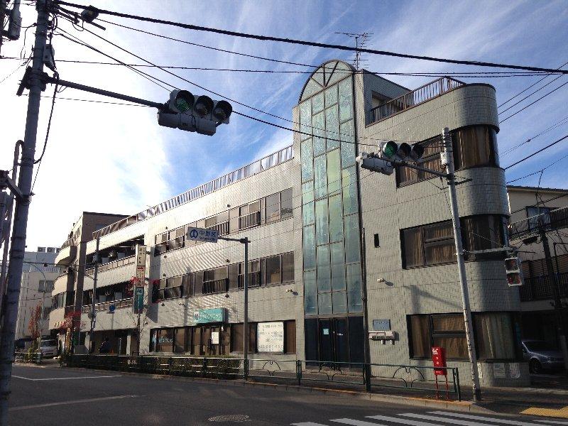 上鷺宮堀江ビルの外観