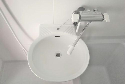 レオパレスウィズユー 105号室のトイレ