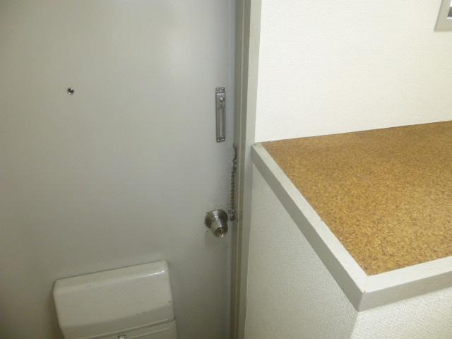 篠原第2ビル 303号室のセキュリティ