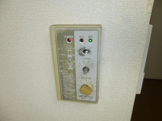 篠原第2ビル 303号室の設備