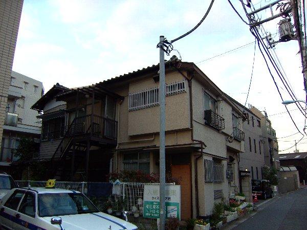 内藤アパート外観写真