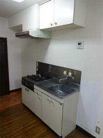 ラフォーレ高井戸2 202号室のキッチン