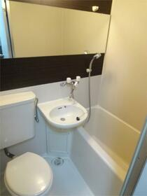ラフォーレ高井戸2 202号室の風呂